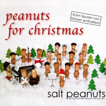 peanuts for christmas square